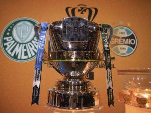Palmeiras x Grêmio: decisão da Copa do Brasil será no Allianz
