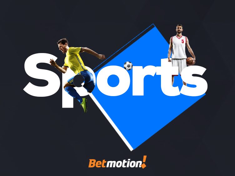 Sports - arte do Betmotion