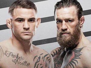 UFC 257: Conor McGregor encara Poirier neste fim de semana