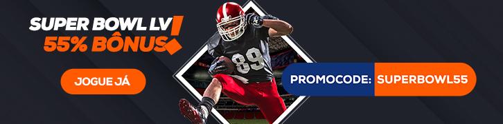 Promo do Betmotion para Super Bowl LV