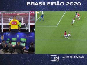 VAR e equilíbrio marcam Brasileirão 2020 em meio à pandemia