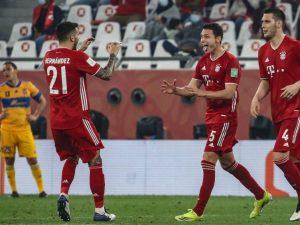 Com gol polêmico, Bayern conquista Mundial de Clubes 2020