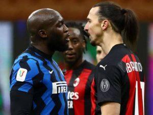 Milan e Inter disputam liderança no Derby della Madonnina