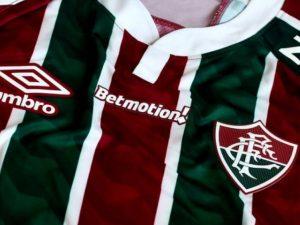 Betmotion é o novo patrocinador da camisa do Fluminense