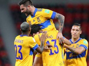 Tigres bate Ulsan e será o adversário do Palmeiras no Mundial