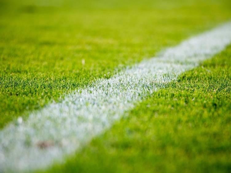 gramado de futebol