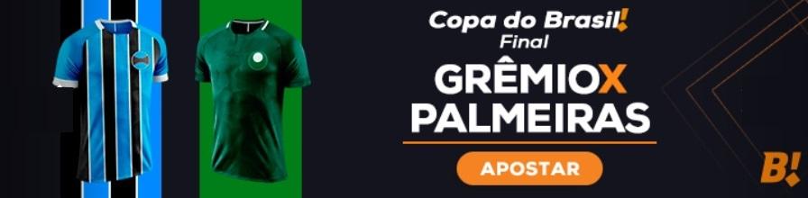 banner grêmio vs palmeiras copa do brasil ida rs