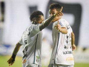 Santos vence clássico e só depende de si para ir à Libertadores