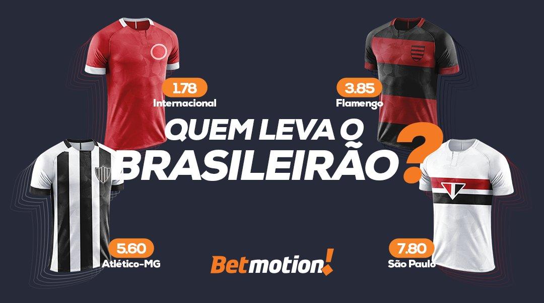 quem leva o Brasileiro 2020