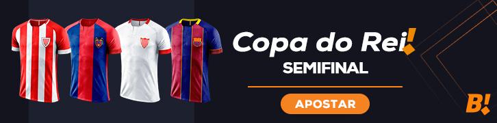banner semifinais da Copa do Rei