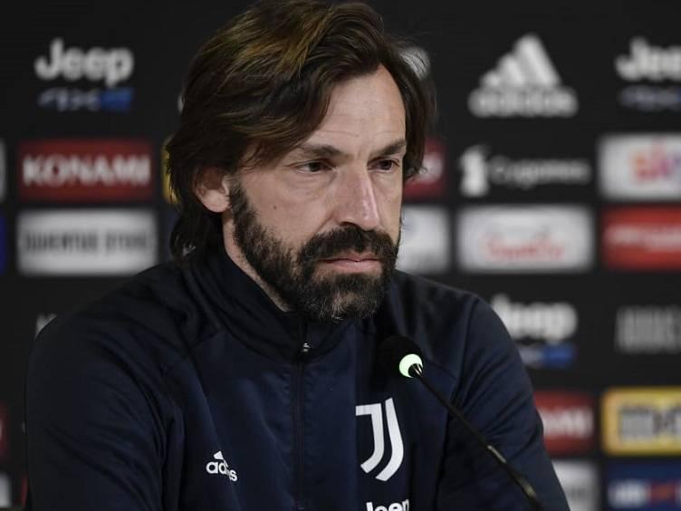 Pirlo, treinador da Juve