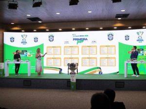Copa do Brasil terá Corinthians x Salgueiro e Vasco x Caldense