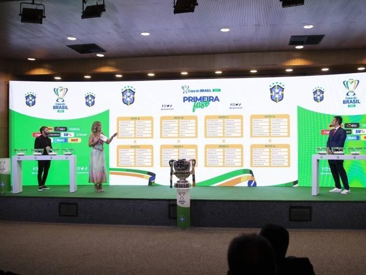 sorteio copa do brasil 2021