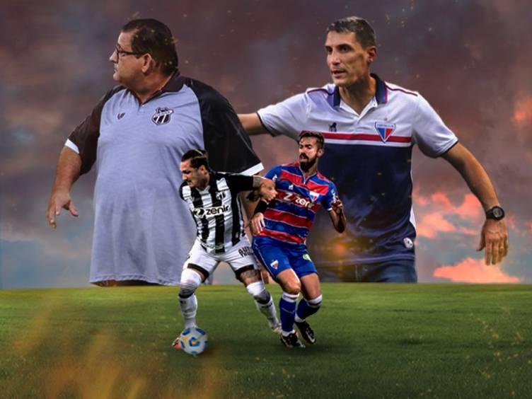 ceará de guto ferreira contra fortaleza de vojvoda valendo vaga nas oitavas da copa do brasil 2021