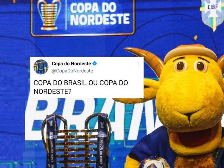 Copa do Brasil 2021 classificou seis times da Copa do Nordeste às oitavas