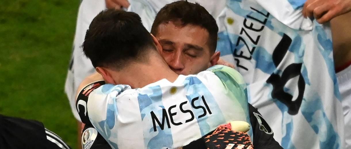 destaque-emiliano-martinez-e-messi-semifinal-argentina-x-colombia-copaamerica