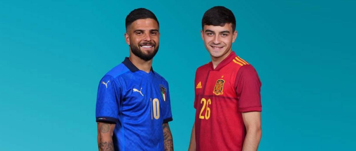 destaque-insigne-pedri-duelo-italia-espanha-semifinal-uefaeuro2020