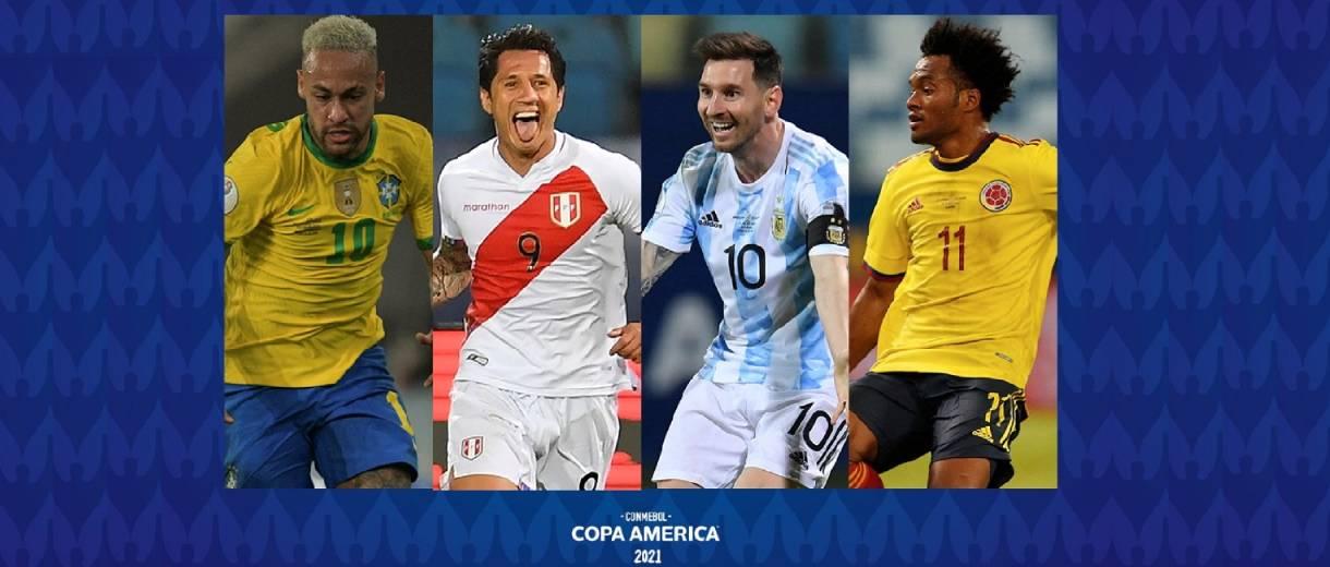 destaque-neymar-messi-contra-peruanos-e-colombianos-semi-copaamerica2021
