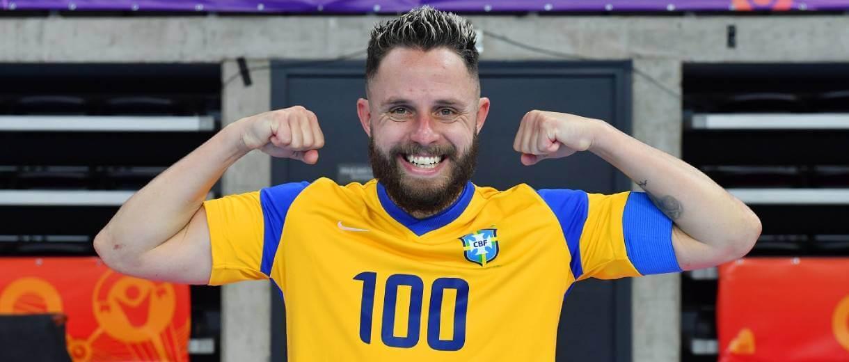 destaque-rodrigo-100-gols-pela-selecao-copa-do-mundo-futsal-lituania-divulgacao-fifa
