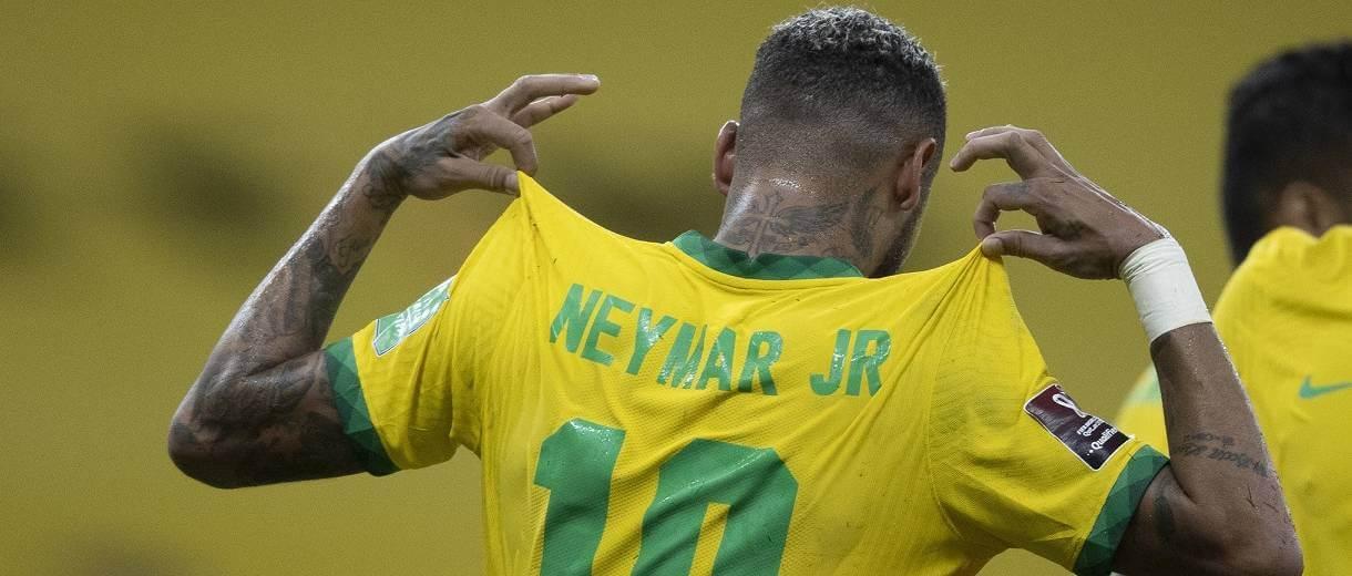 foto-neymar-gol-contra-peru-eliminatorias-copa-2022-lucas-figueiredo-cbf